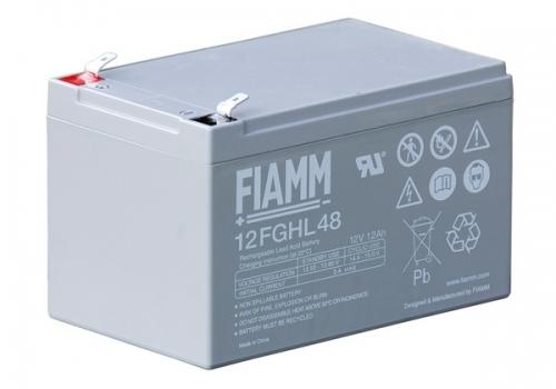 fiamm fgl/fghl аккумуляторные батареи  agm технологии  купить