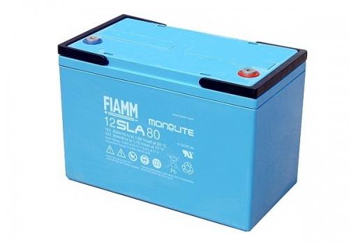 fiamm sla monolite аккумуляторные батареи  agm технологии  купить