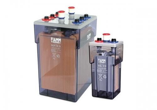 fiamm sgl-sgh endurlite аккумуляторы с жидким электролитом (классические)  купить